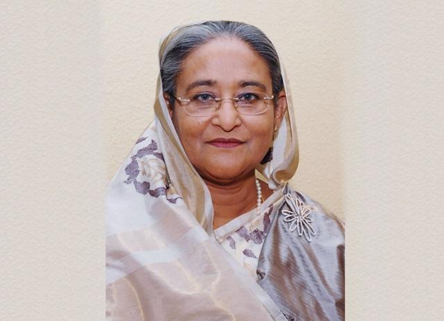 Hon'ble Prime Minister of Bangladesh