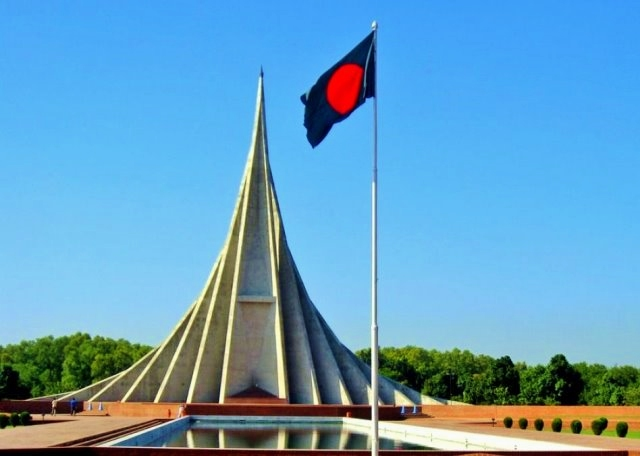 National Martyrs' Memorial (Jatiyo Smriti Soudho), Savar